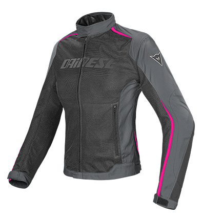 Comprar Dainese Giacca Hydra Flux D-Dry® Lady , nero, fucsia