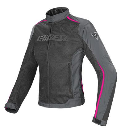 Comprar Dainese Hydra Flux D-Dry® Lady jacket , black, fuchsia