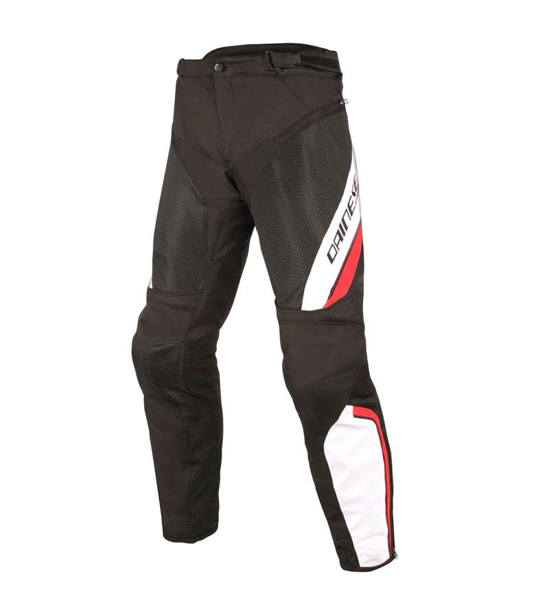 Comprar Dainese Pantalones Drake Air D-DRY® negro, blanco, rojo