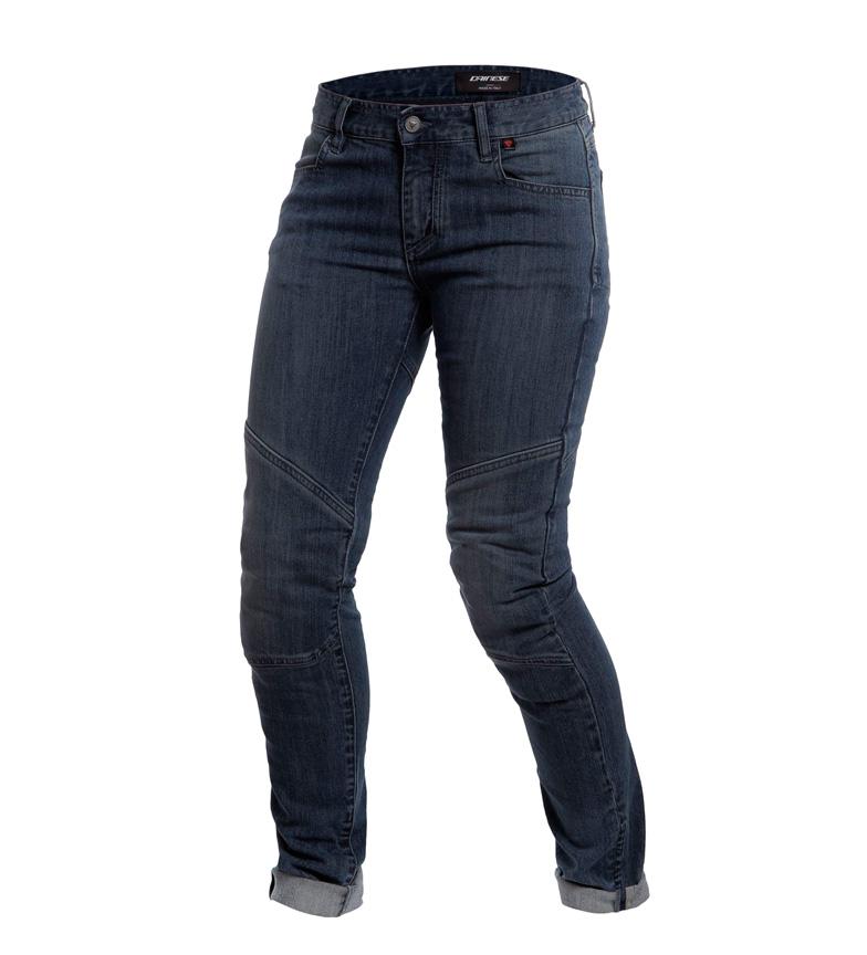Comprar Dainese Jeans Amelia Slim Lady marino