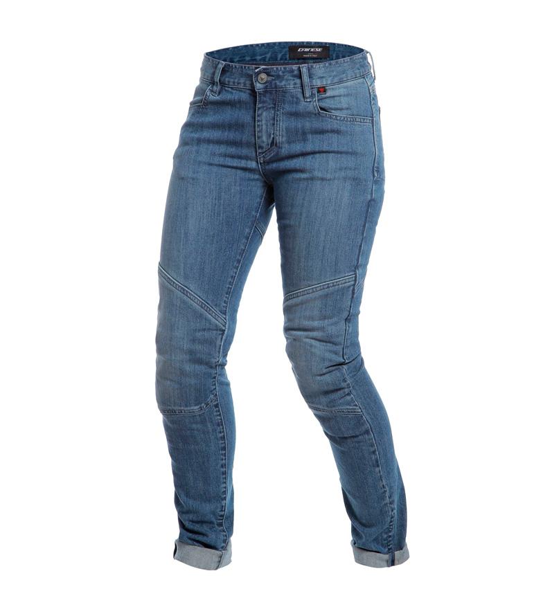 Comprar Dainese Jeans Amelia Slim Lady blue