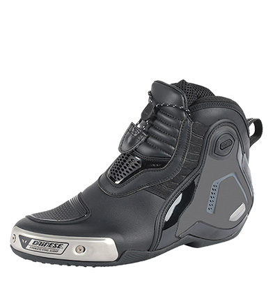 Comprar Dainese Dyno Pro D1 black leather boots