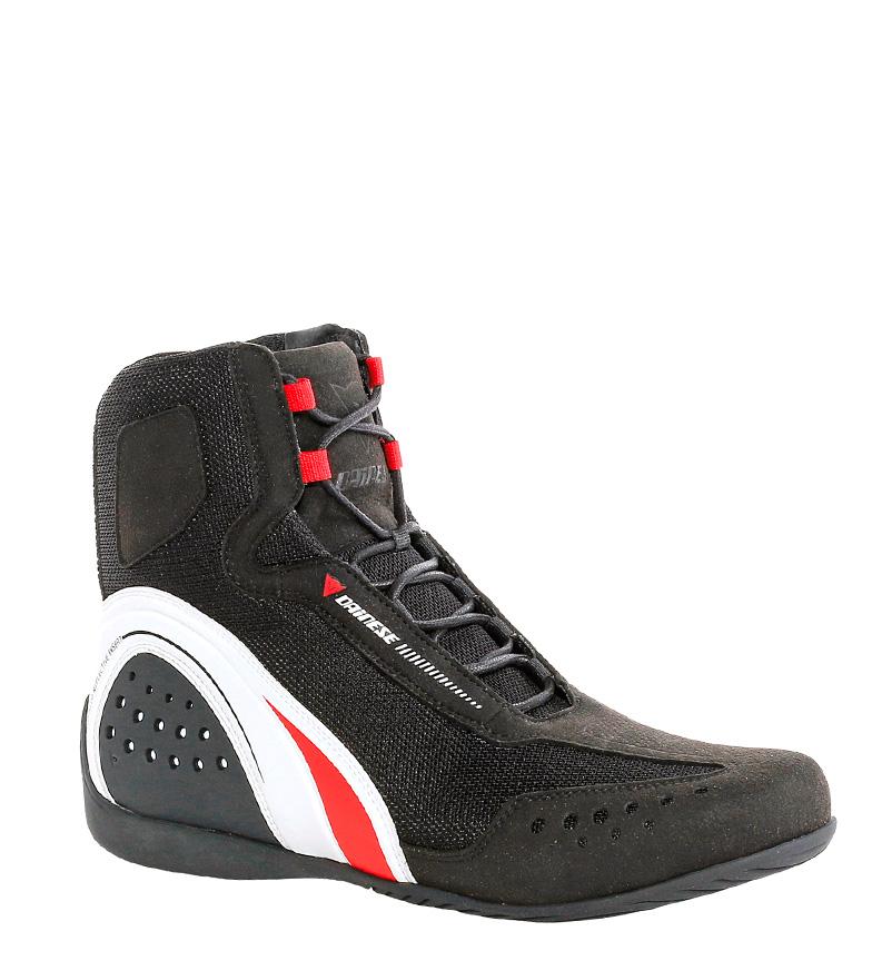 Comprar Dainese Motorshoe Air chaussures noir, rouge