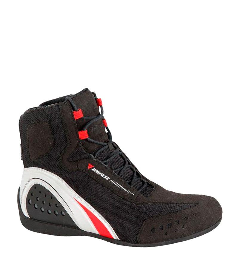 Comprar Dainese Zapatillas Motorshoe D-WP negro, rojo