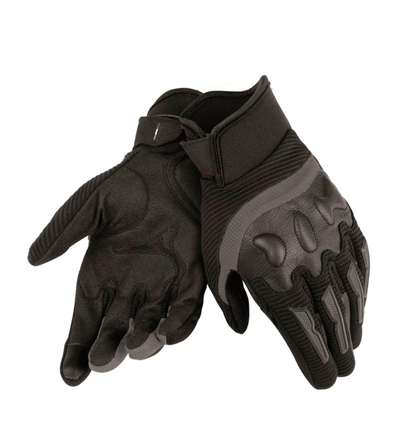 Comprar Dainese Aier Frame Unisex luvas de couro preto