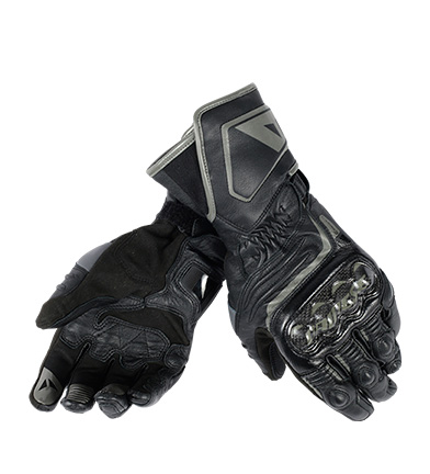 Comprar Dainese Leather gloves Druid D1 Long black