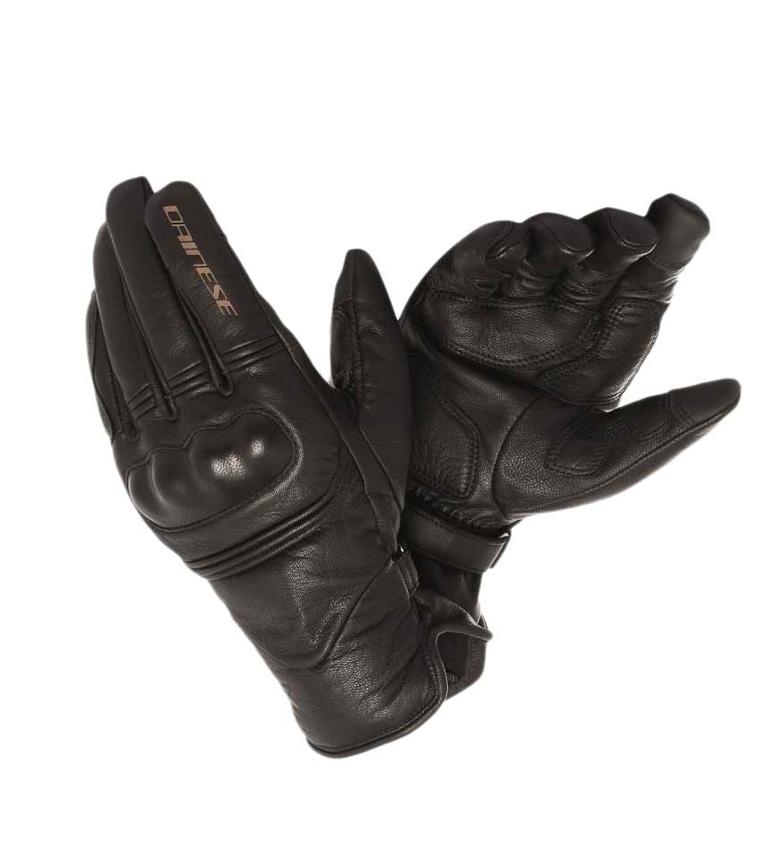 Comprar Dainese Guantes de piel  Corbin Air Unisex negro
