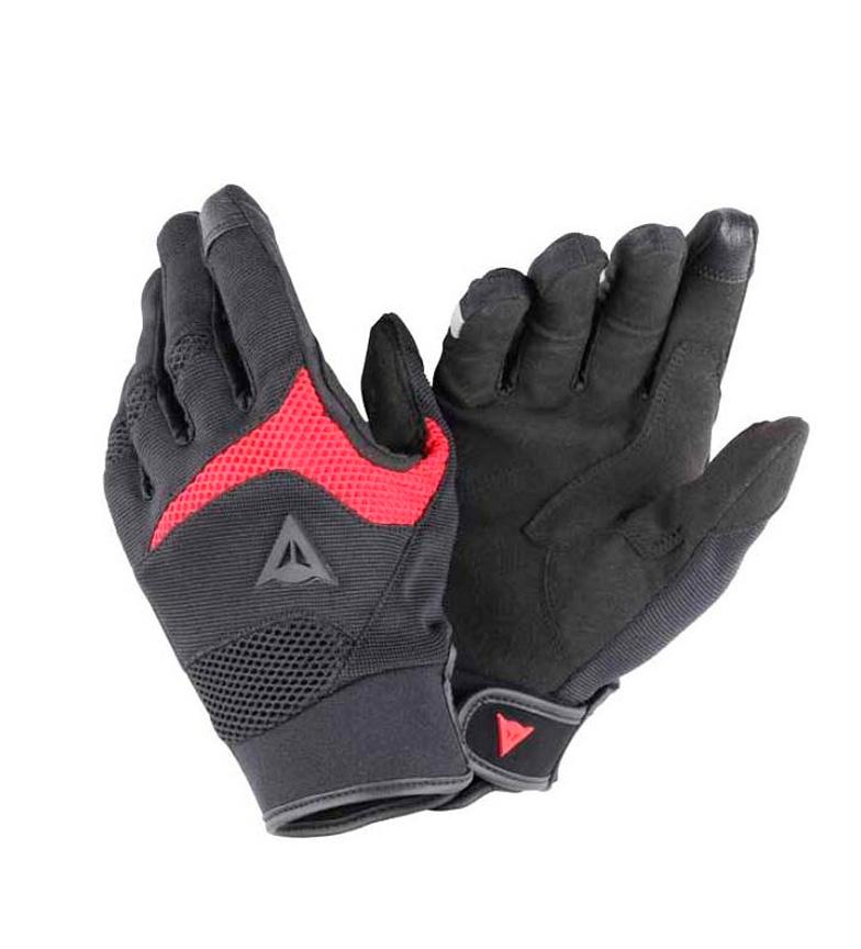 Comprar Dainese Luvas Desert Poon D1 Unisex preto, vermelho