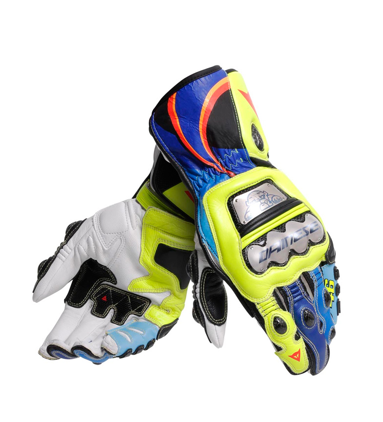 Comprar Dainese Full Metal 6 Replica Multicolour Leather Gloves