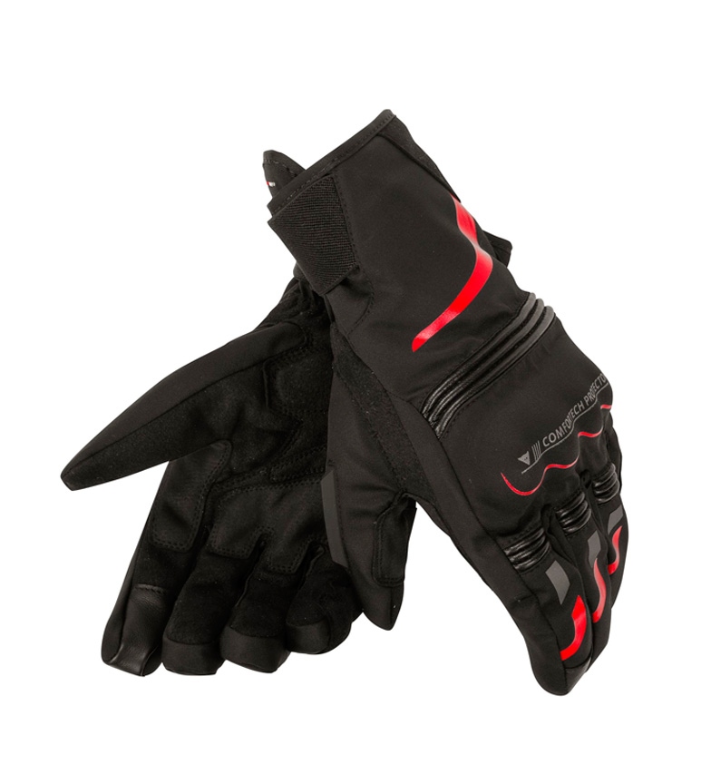 Comprar Dainese Guantes Tempest Unisex Dry Long negro, rojo