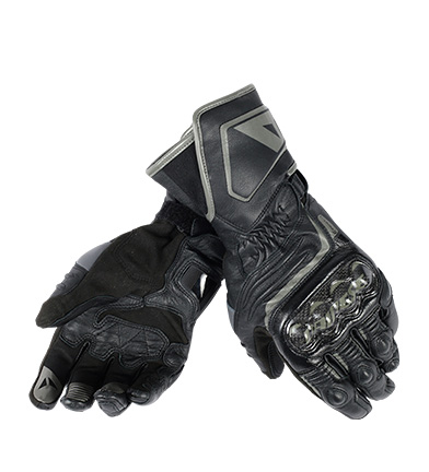 Comprar Dainese Leather gloves Carbon D1 Long Lady black