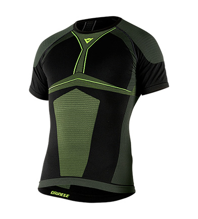 Comprar Dainese T-shirt termica Thermo T-Shirt SS nera