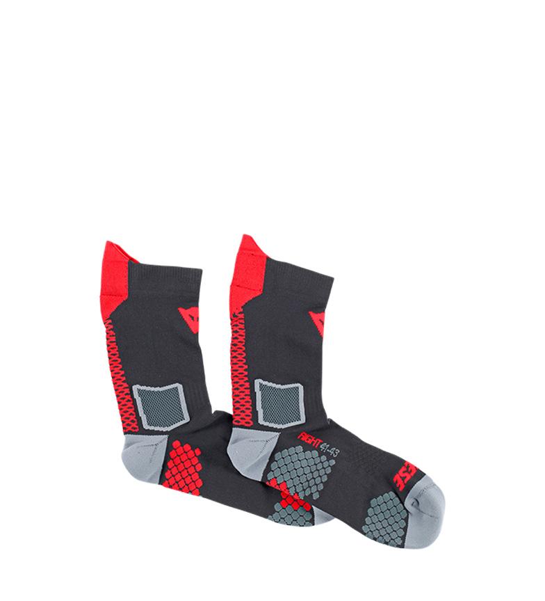 Comprar Dainese Calcetines Core Mid Sock negro, rojo, gris