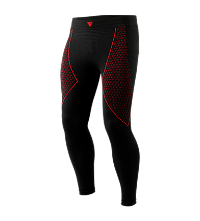 Comprar Dainese D-Core Thermo Pant LL black interior coat pants, red