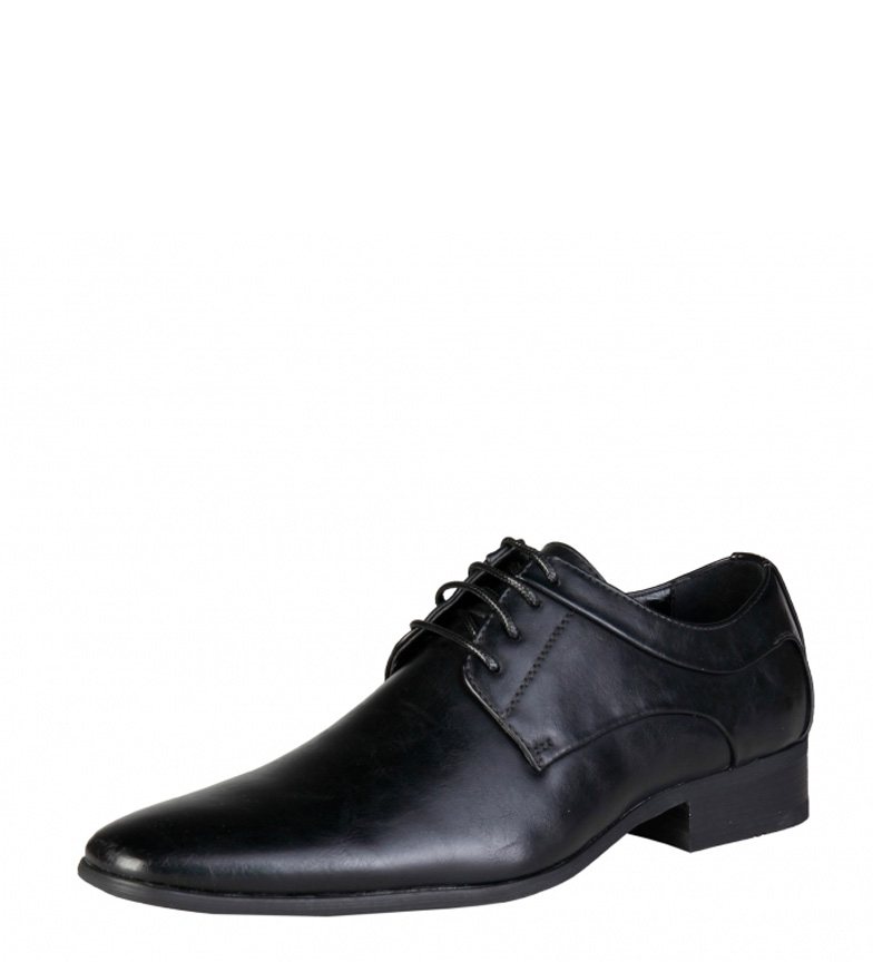 Duca di Morrone Zapatos Smith negro