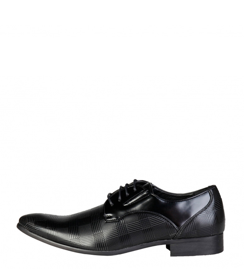 Comprar Duca di Morrone Clark sapatos pretos
