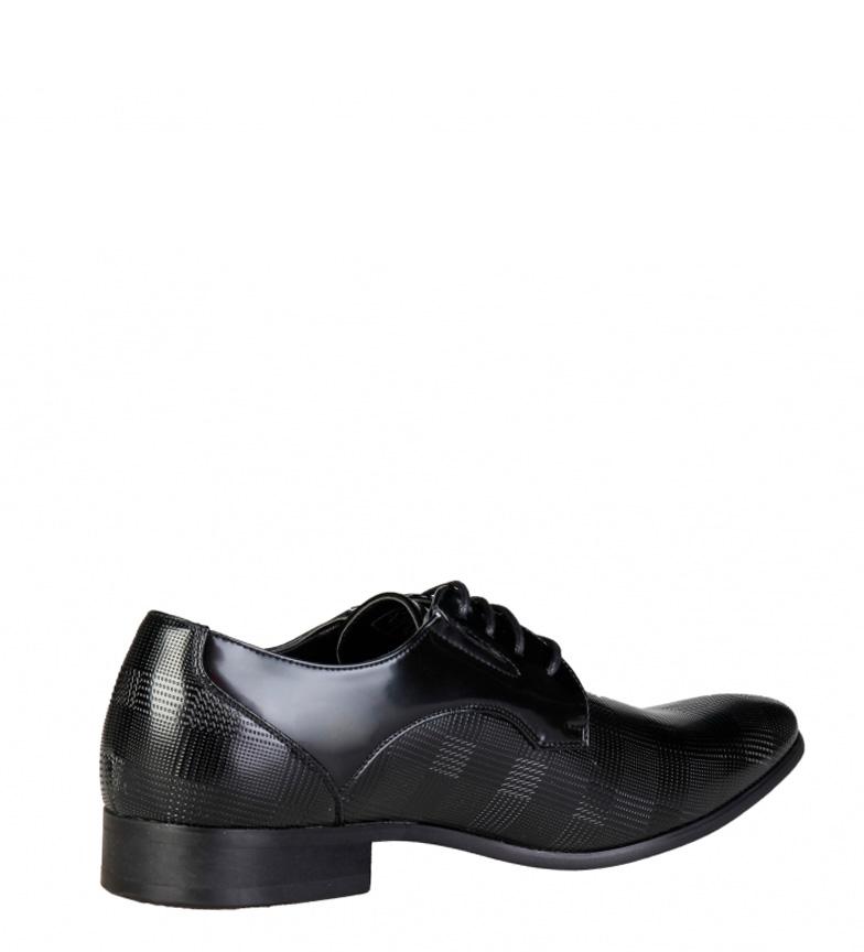 Negro Zapatos Di Clark Duca Morrone CxedBo