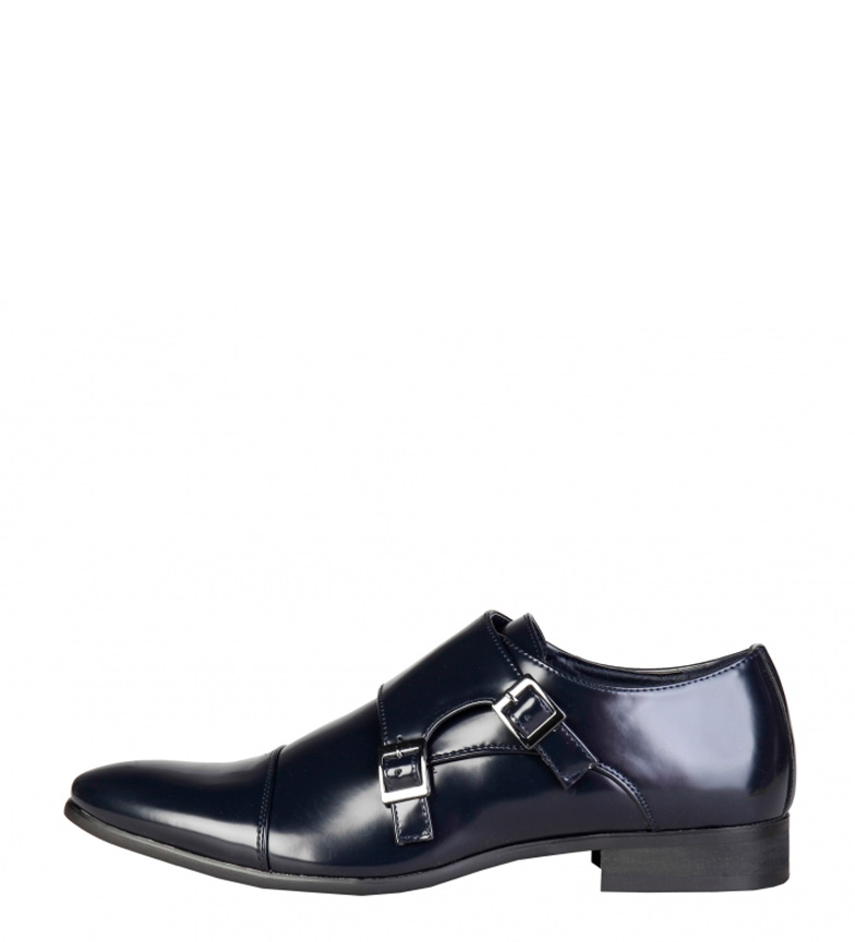 Duca di Morrone Blu - James Blu Morrone Shoes.. Uomo 637c11