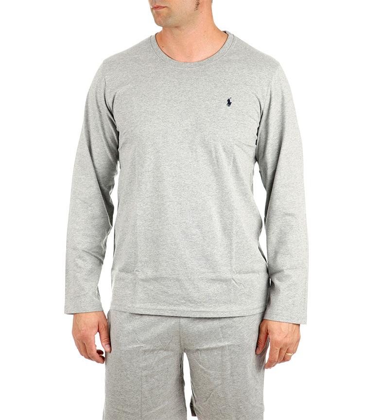 Comprar Ralph Lauren Chemise grise à manches longues