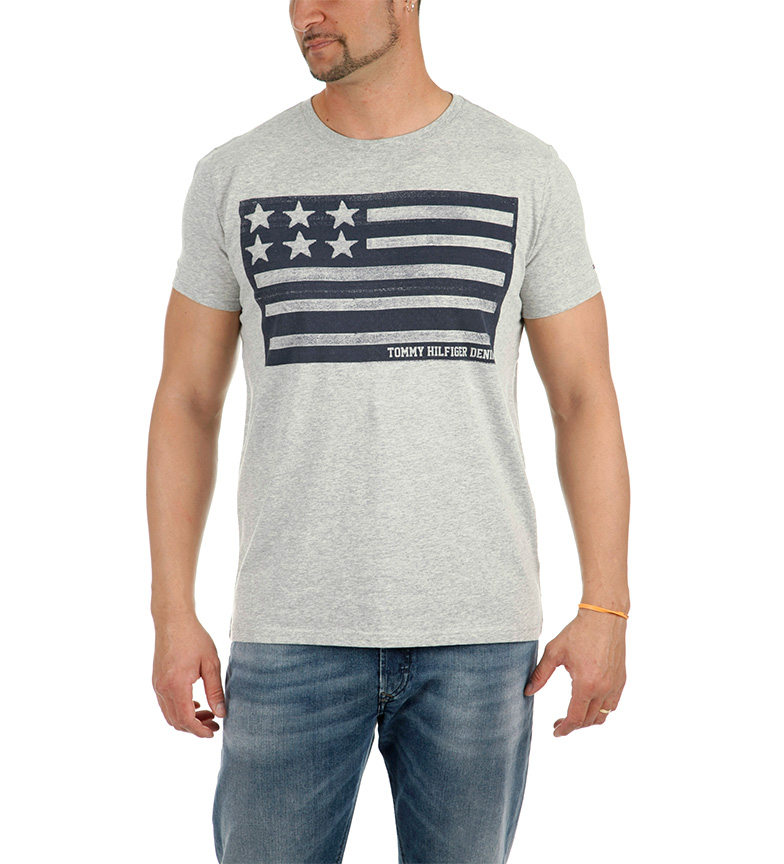 Tommy Hilfiger Camiseta Thd Neger rabatt billigste pris salg Inexpensive 8TPmfY46hw