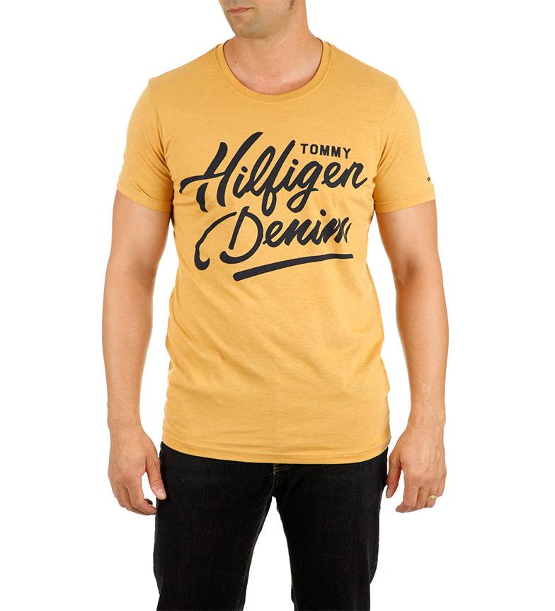 Comprar Tommy Hilfiger Camiseta Classic amarillo