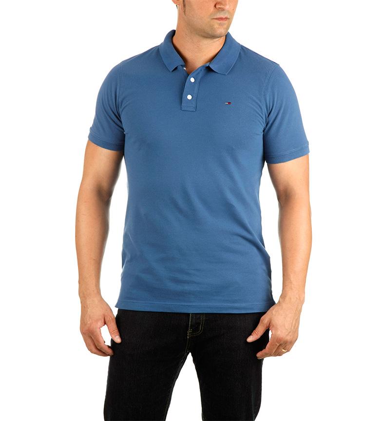 Comprar Tommy Hilfiger Polo Felp azul