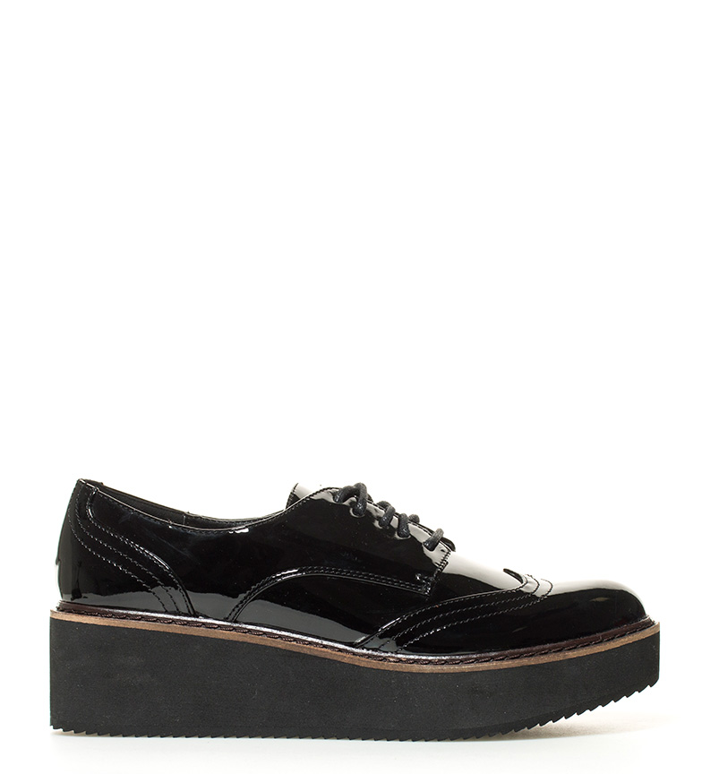 Steve 5cm plataforma negro Zapatos Altura Madden Lydia br br 8frn8qwH