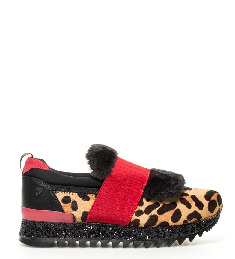 Comprar Gioseppo Zapatillas de piel Wild multicolor