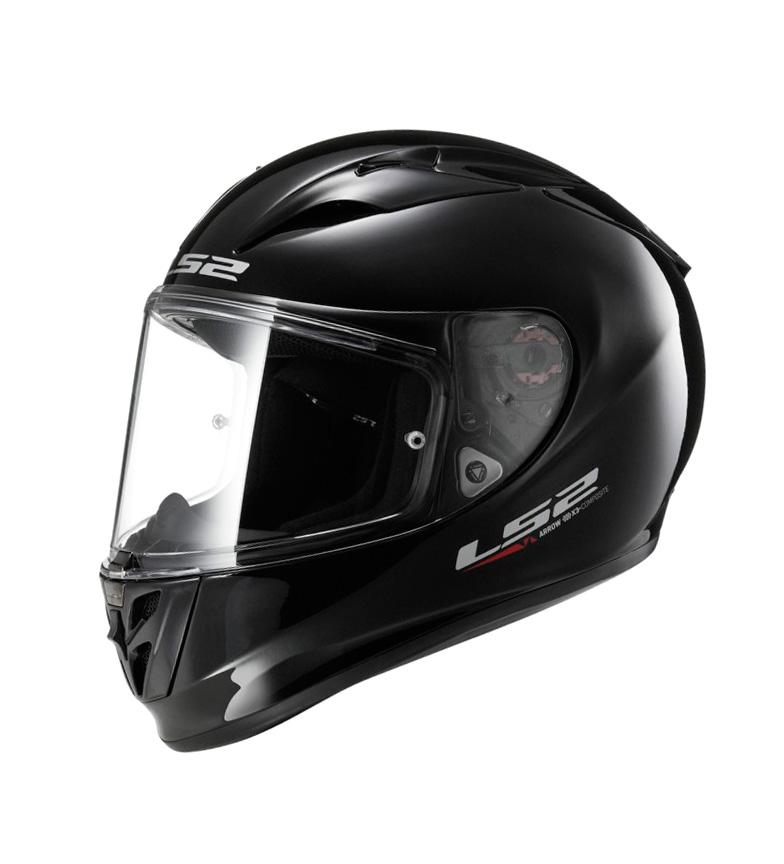 Comprar LS2 Helmets Full helmet Arrow R Evo FF323 Solid Black Pinlock Max Vision included black