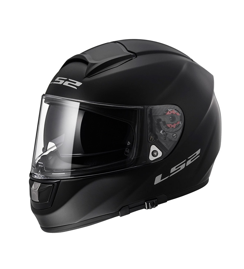 Comprar LS2 Helmets HPFC Evo FF397 Full-face Helmet Solid Matt Black Pinlock Max Vision included