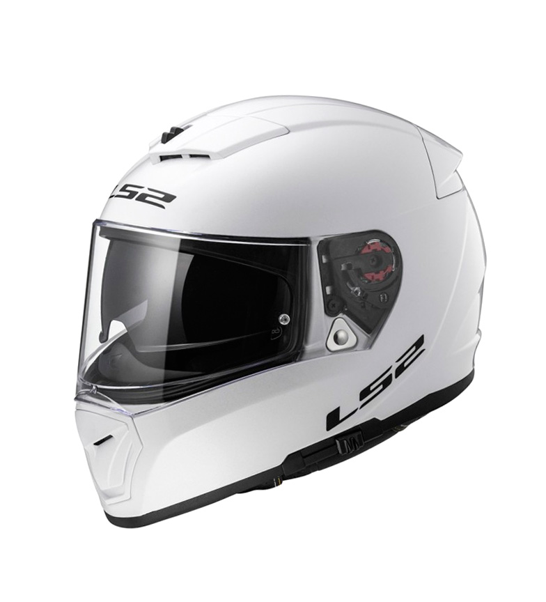 Comprar LS2 Helmets Integral Helmet Breaker FF390 Solid White Pinlock Max Vision included