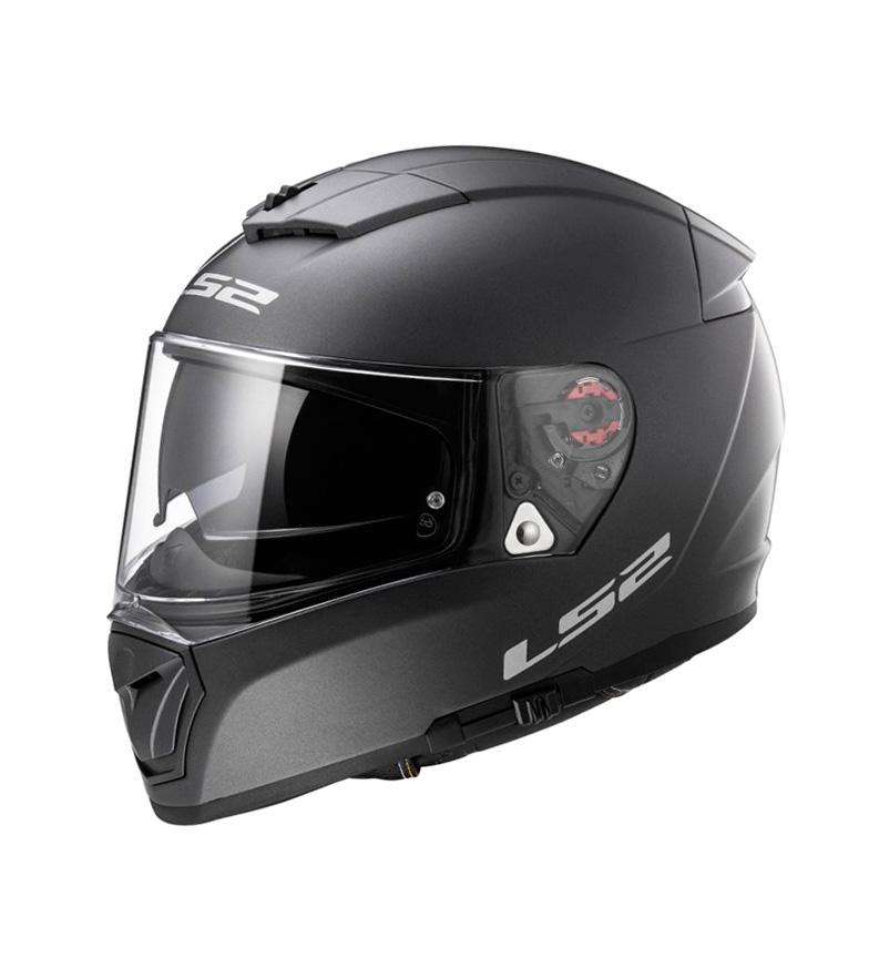 Comprar LS2 Helmets Breaker FF390 Full Face Helmet Solid Matt Titanium Pinlock Max Vision included