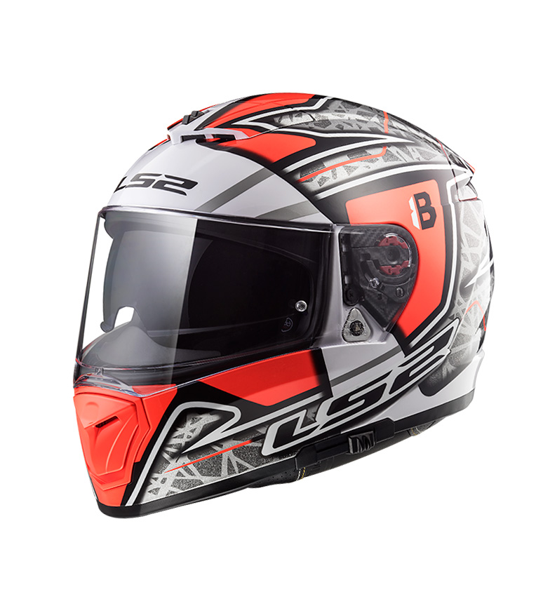 Comprar LS2 Helmets Casco integral  Breaker FF390 Challenge Replica Héctor Barberá Pinlock Max Vision incluido