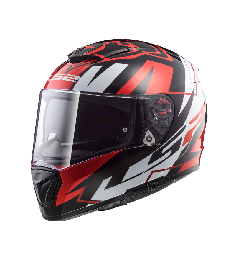 Comprar LS2 Helmets Casco integral  Breaker FF390 Challenge Replica Loris Baz Pinlock Max Vision incluido