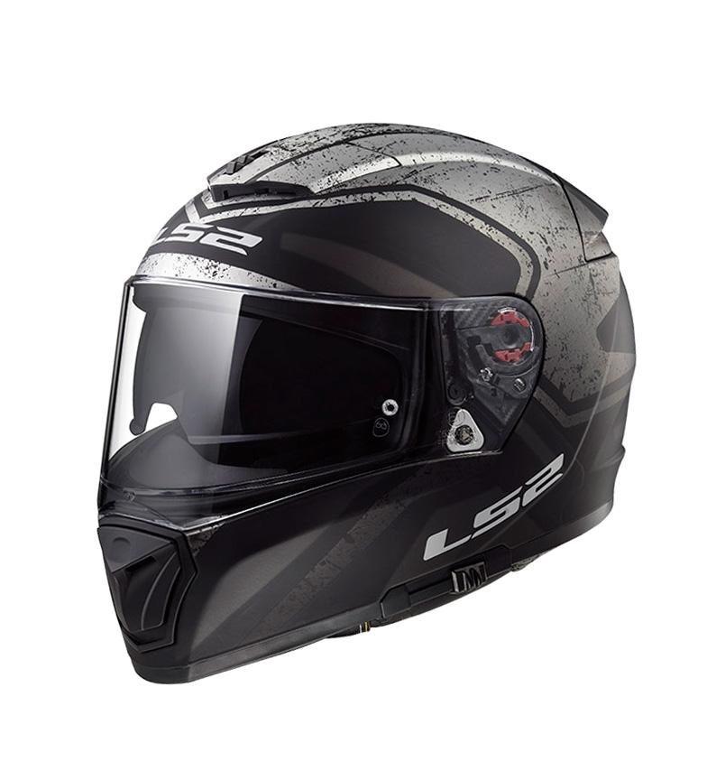 Comprar LS2 Helmets Casque intégral Casque FF390 Bold Matt Black Pinlock Max Vision inclus