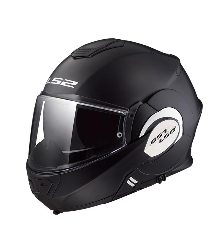 Comprar LS2 Helmets Casque modulaire Valiant Matt Black solide FF399