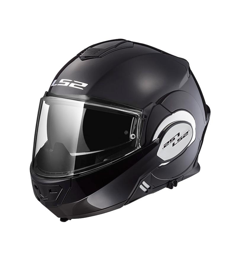 Comprar LS2 Helmets Casque modulaire Valiant FF399 Solid Black