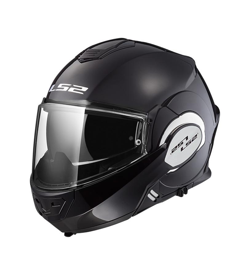Comprar LS2 Helmets Casco modular Valiant FF399 Noir Matt Black