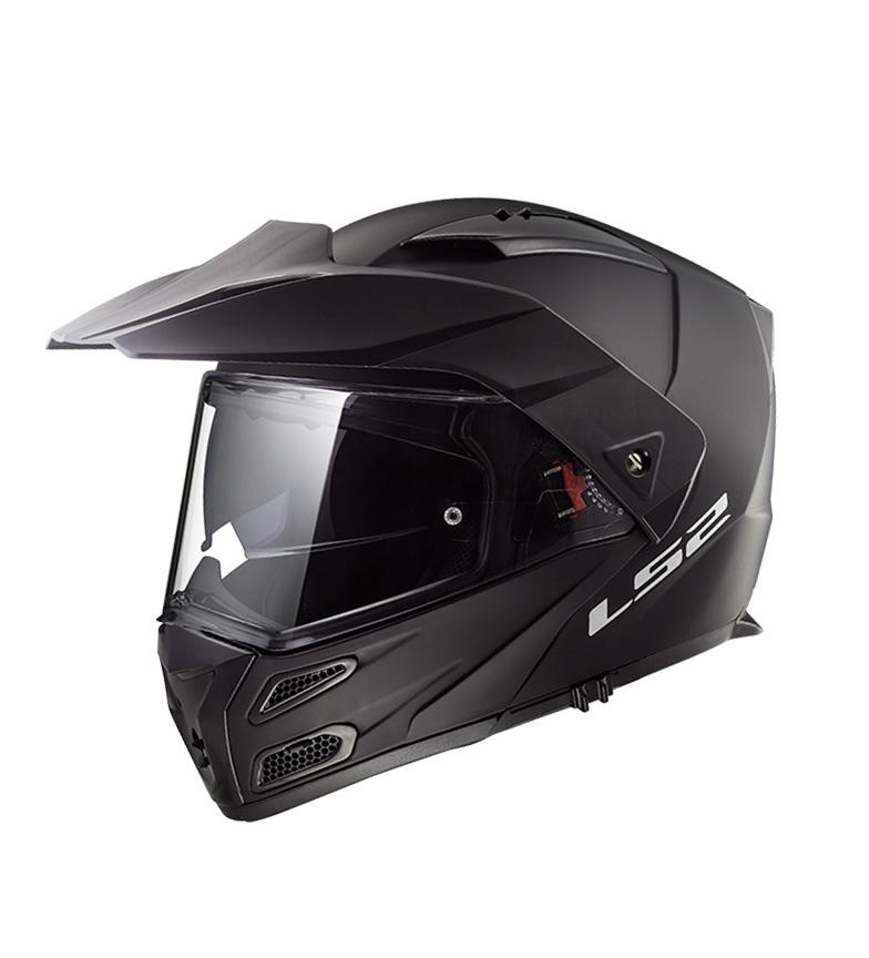 Comprar LS2 Helmets Casco modular Metro Evo FF324 Solid Matt Black