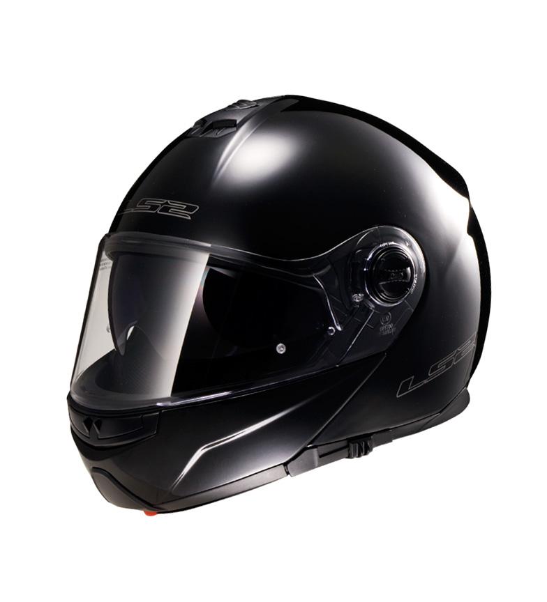 Comprar LS2 Helmets Casco modular Strobe FF325 Solid Black