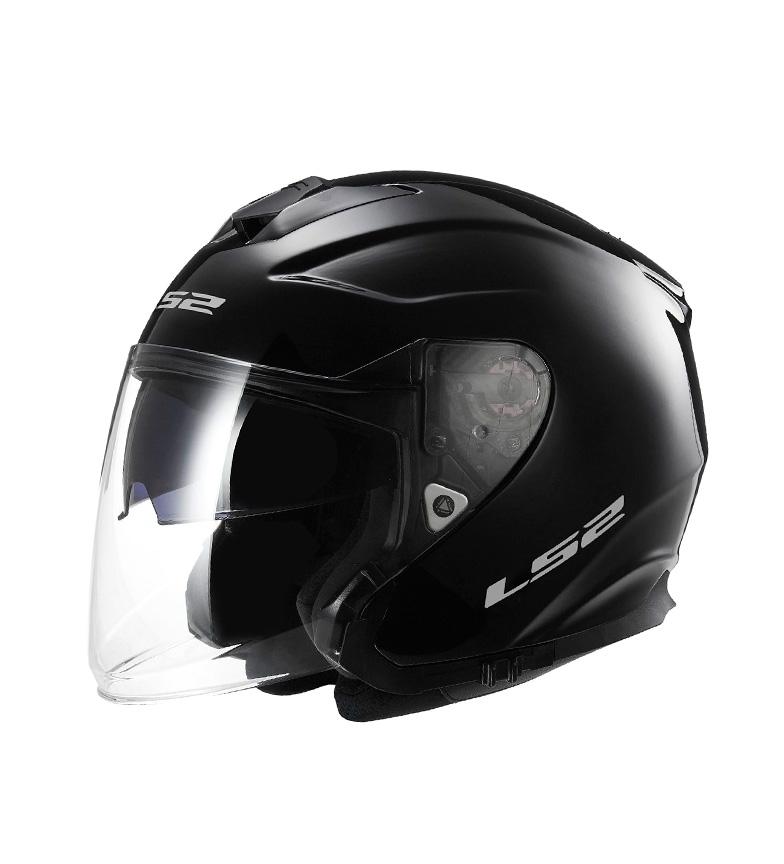 Comprar LS2 Helmets Casque Jet Infinity OF521 Uni Noir