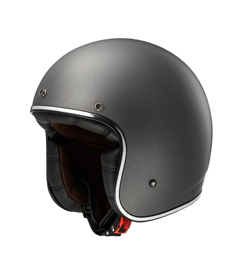 Comprar LS2 Helmets Casco Jet Bobber OF583 Solid Matt Titanium