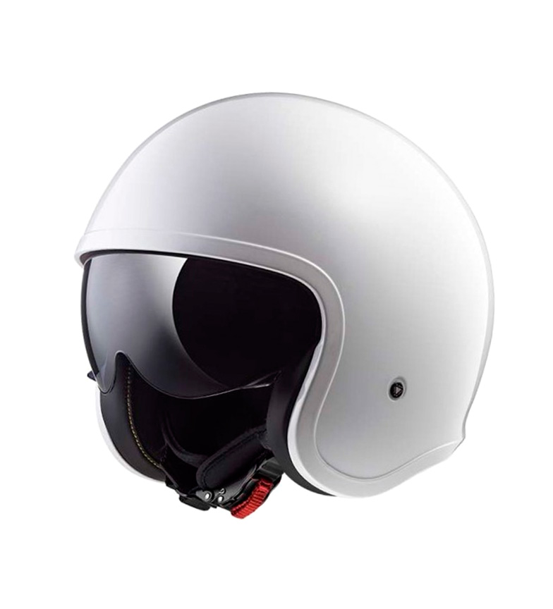 Comprar LS2 Helmets Casque Jet Spitfire OF599 Blanc Uni