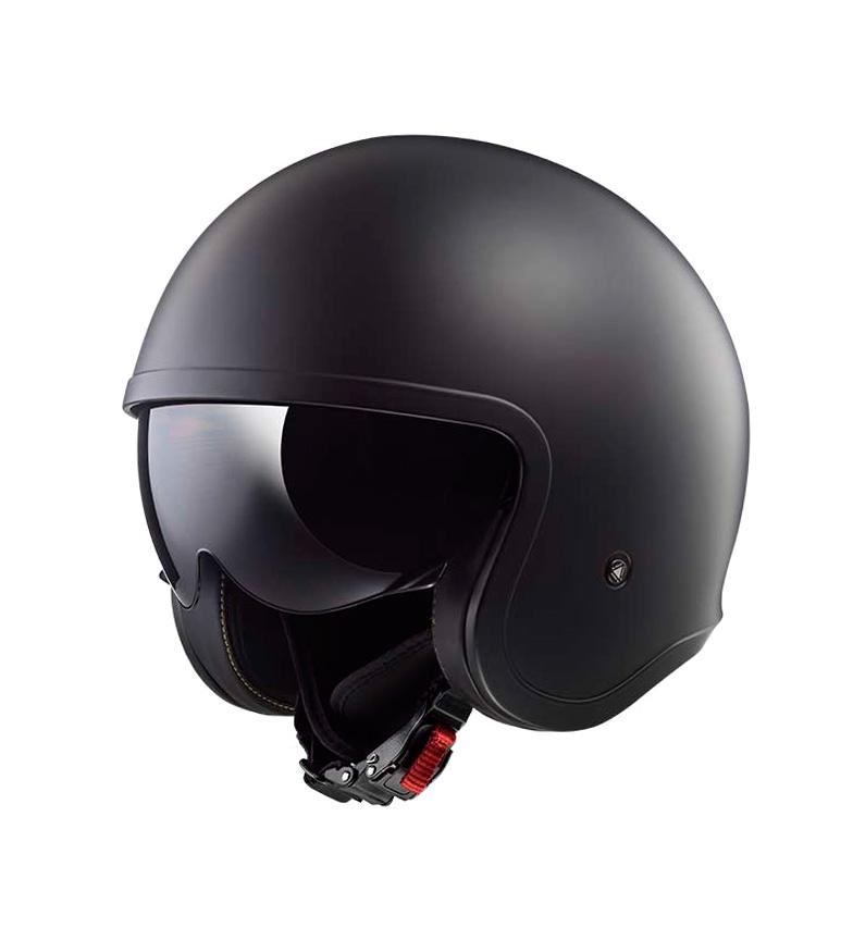 Comprar LS2 Helmets Helmet Jet Spitfire OF599 flier Black Gold