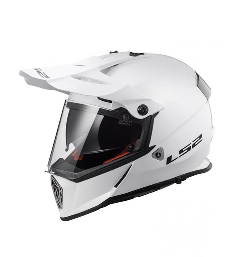 Comprar LS2 Helmets Pioneer MX436 Motocross Helmet Solid White