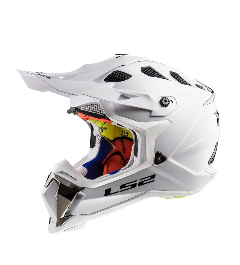 Comprar LS2 Helmets Casco da cross Subverter MX470 Solid White