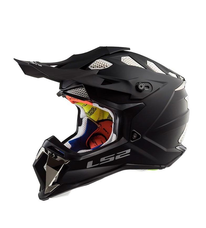 Comprar LS2 Helmets Motocross Helmet Subverter MX470 Solid Matt Black