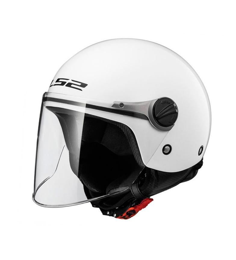 Comprar LS2 Helmets Casco Jet Wuby OF575J Solid White