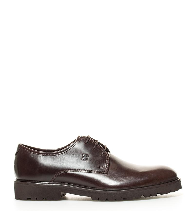 Comprar Elio Berhanyer Zapatos de piel 63EB-8 marrón