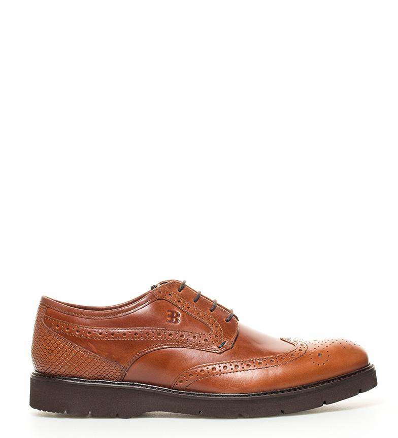 Comprar Elio Berhanyer Zapatos de piel 60EB-7 marrón bronce